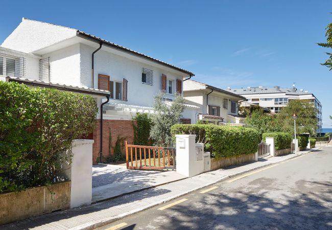 Villa en Zarautz - VILLA  ARESTI
