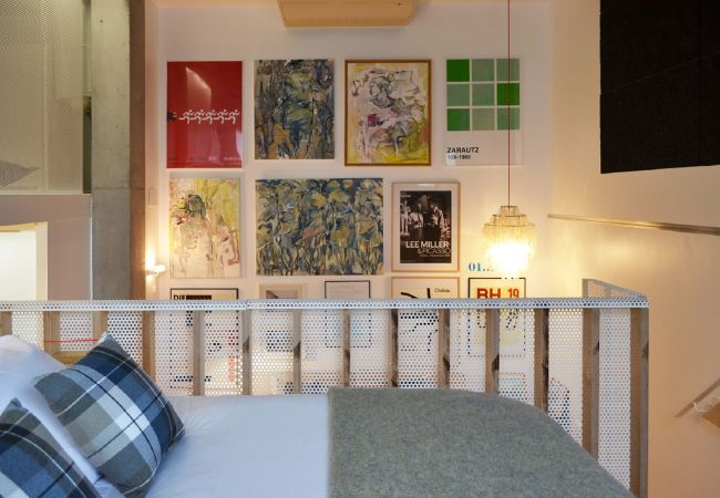 Apartament en Zarautz - ATERIAN LOFT 1