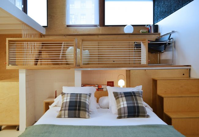 Apartment in Zarautz - ATERIAN LOFT 2
